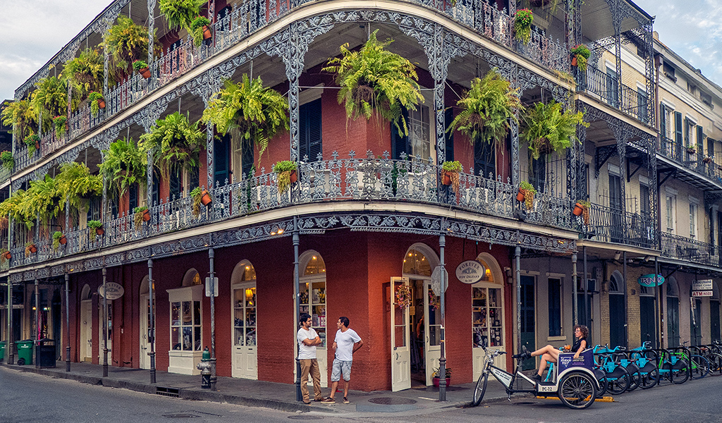Ascendant Holidays Top 7 Spring Break Destinations New Orleans
